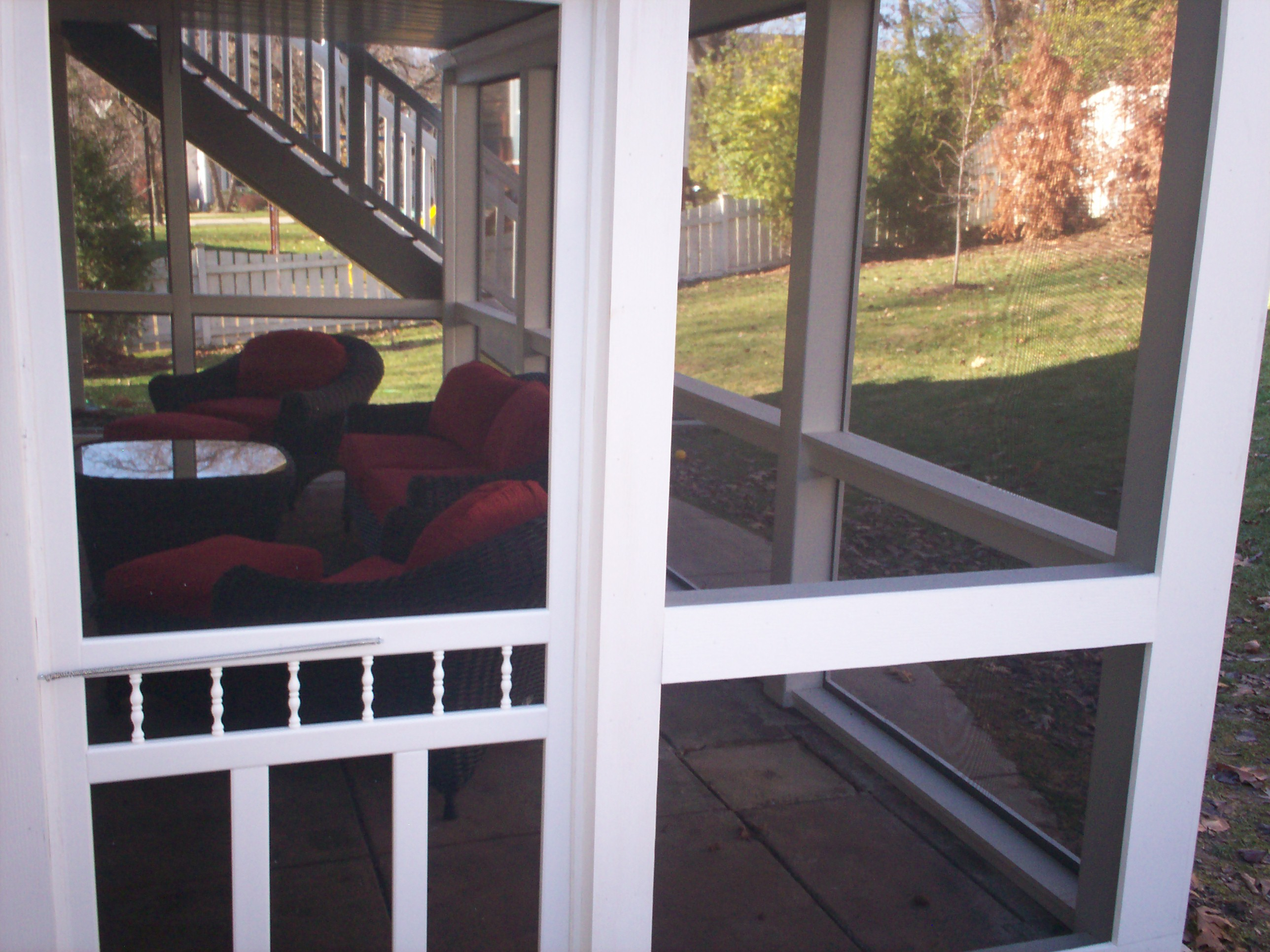 Outdoor Rooms: Expanding your St. Louis or St. Charles ... on Backyard Patio Enclosure Ideas  id=33565