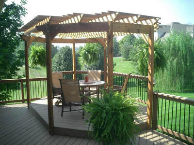 Pergolas St Louis Mo Designs Like You Ve Never Seen
