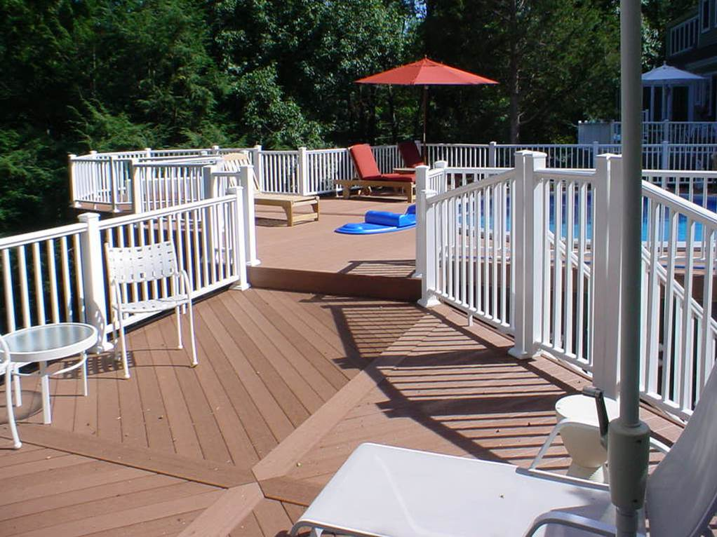 Deck, Pergola, and Porch Designs for Pools | St. Louis ... on Pool Deck Patio Ideas  id=66988