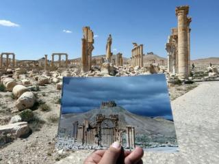 Reconstructing Cultural Heritage In Conflict Zones