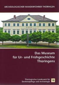 Archäologischer Wanderführer Thüringen