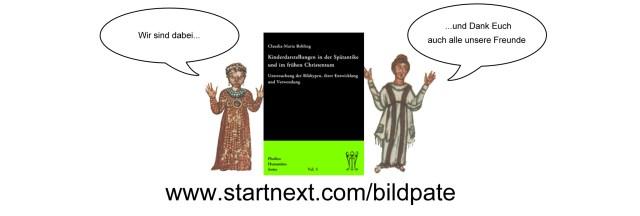 Octavia & Caracalla sind dabei