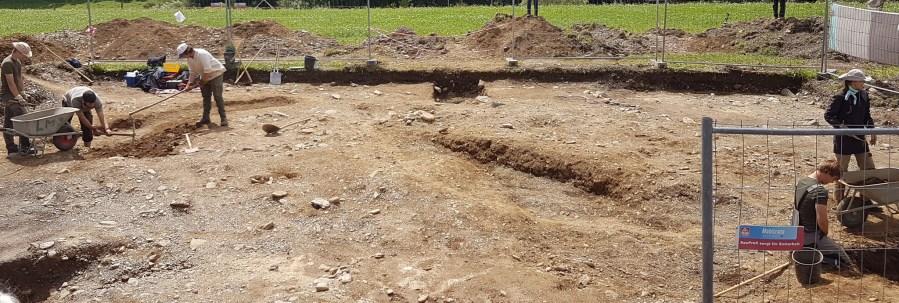 Archäologenurlaub I