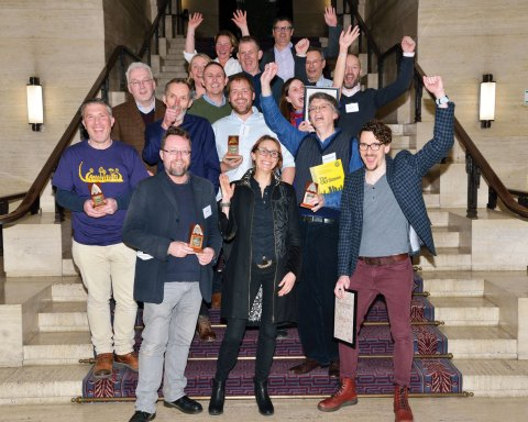 Current Archaeology Award winners 2019