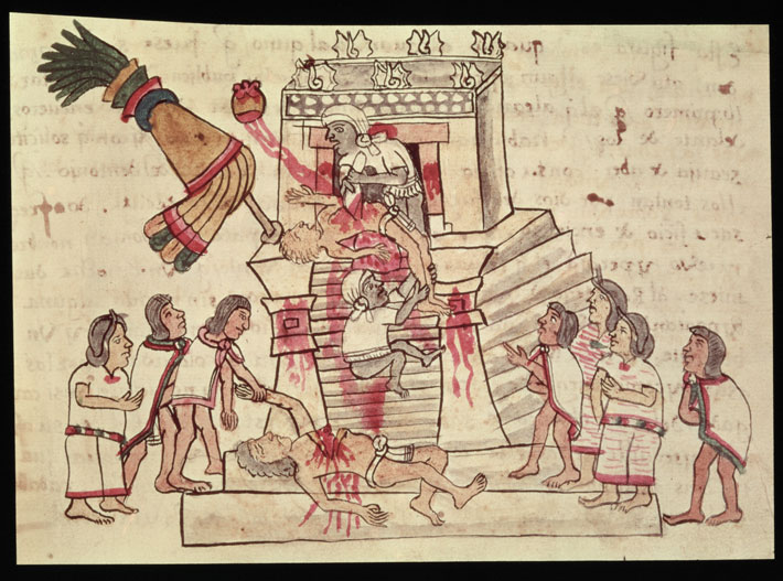 Mexico-City-Aztec-Codex
