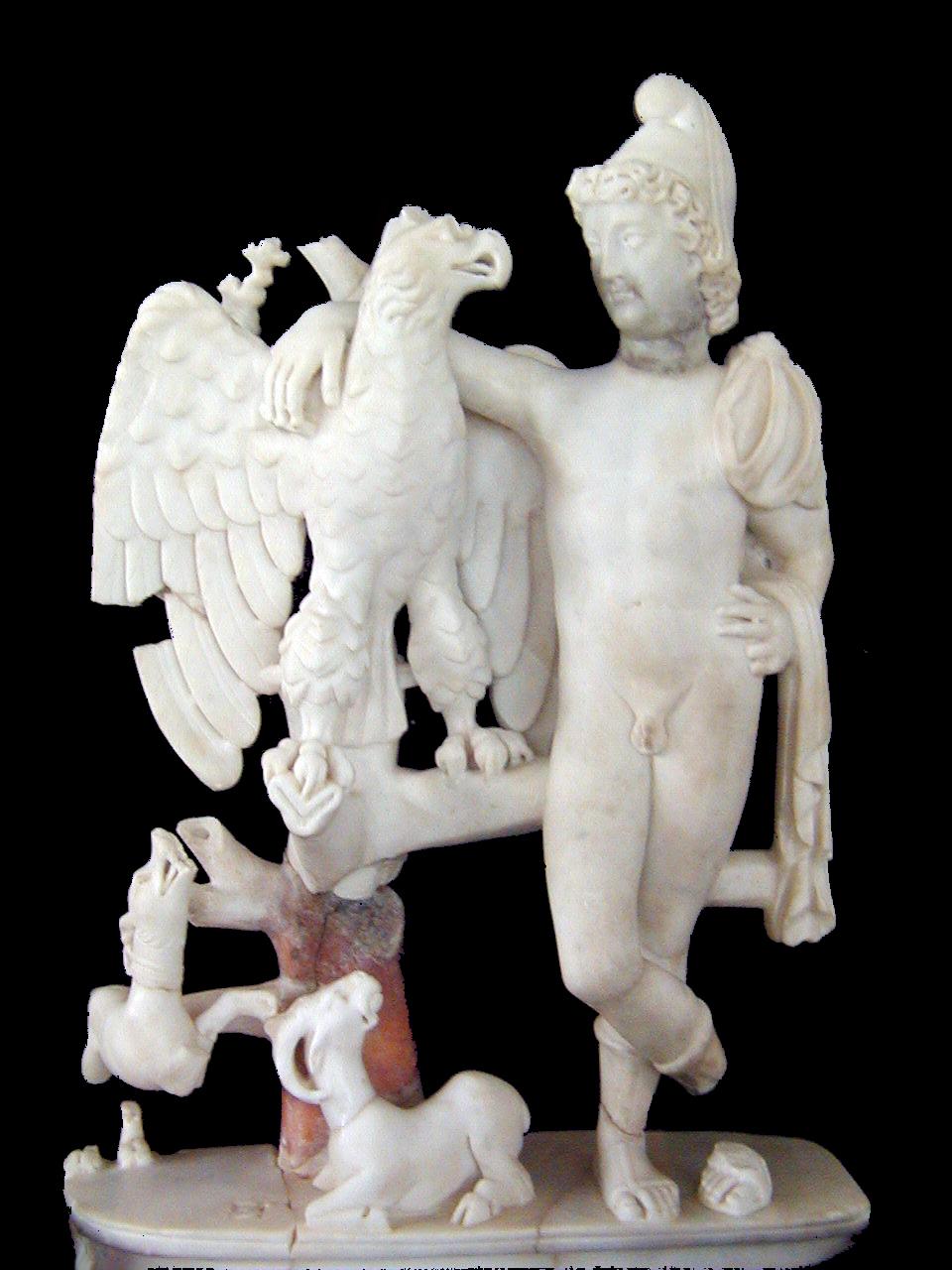 Ganymede Carthage Stolen