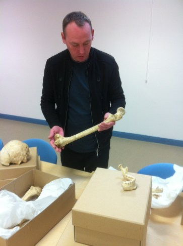Curation of archaeological archives