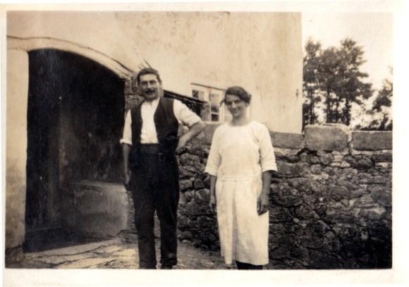 Mary's Parents Benhole