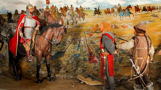 Bulgaria Marks 810 Years since Victory over Latin Empire Knights of Fourth Crusade in Battle of Adrianople
