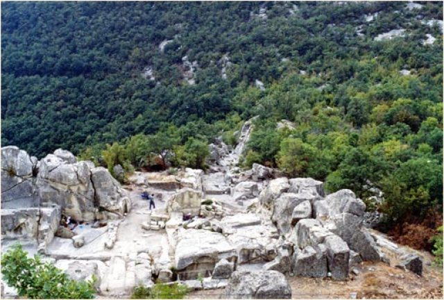 The adult ticket for admission to the megalithic city of Perperikon now costs BGN 6 (app. EUR 3), double the original price. Photo: perperikon.bg