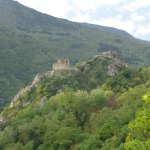 Landslide Destroys Part of Road to Medieval Asen's Fortress in Bulgaria's Asenovgrad