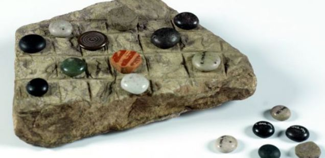 Museum in Bulgaria's Veliko Tarnovo Presents for the First Time Prehistoric, Ancient, and Medieval Board, Gambling Games