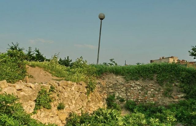 Part of the ruins of the Ancient Thracian and Roman city of Almus in Bulgaria's Danube town of Lom. Photo: Bulgaria Travel