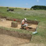 Bulgarian Archaeologists Begin 2015 Excavations of Early Neolithic Site Ohoden