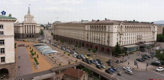 Bulgarian Capital to Exhibit Roman Ruins from Ancient Serdica Under 3 Glass Domes at Sofia Largo