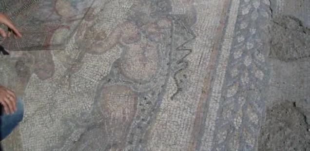 History Museum in Bulgaria's Stara Zagora to Unveil Restored 4th Century Mosaics from Roman City Augusta Trajana