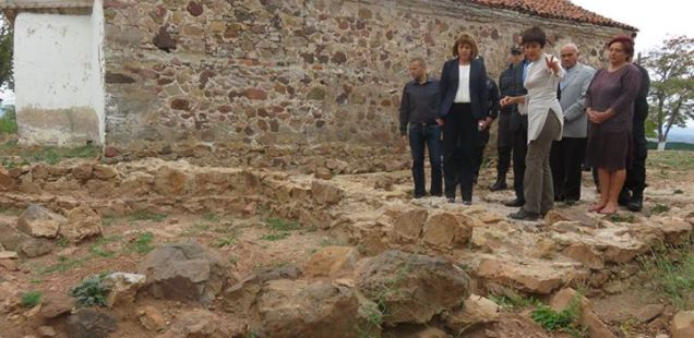 Archaeologists Unearth Large Early Christian Basilica with Roman Grave Right Outside of Bulgaria's Capital Sofia