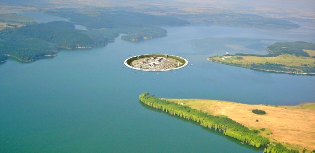 Reports of Submerged Ancient Thracian Capital Seuthopolis's 'Resurfacing' in Koprinka Water Reservoir in Central Bulgaria Prove False