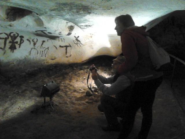 Magura Cave Drawings 8
