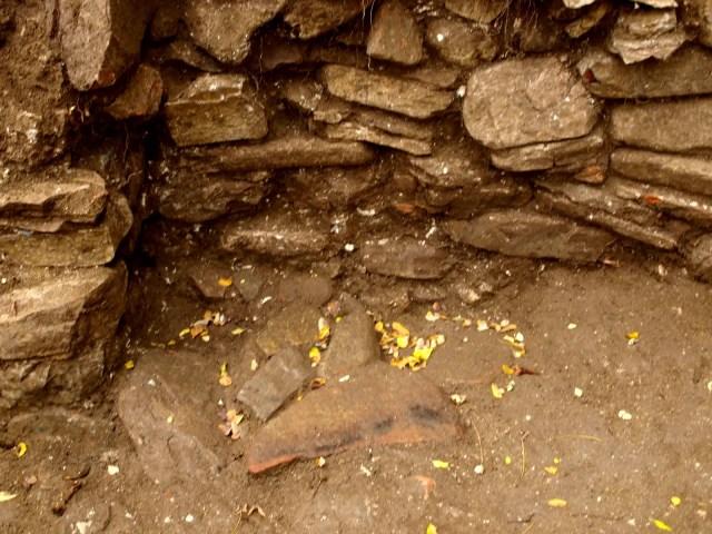 Part of the ruins of the Early Christian basilica in Nikolitsa near Bulgaria's Rakitovo. Photos: Rakitovo Municipality