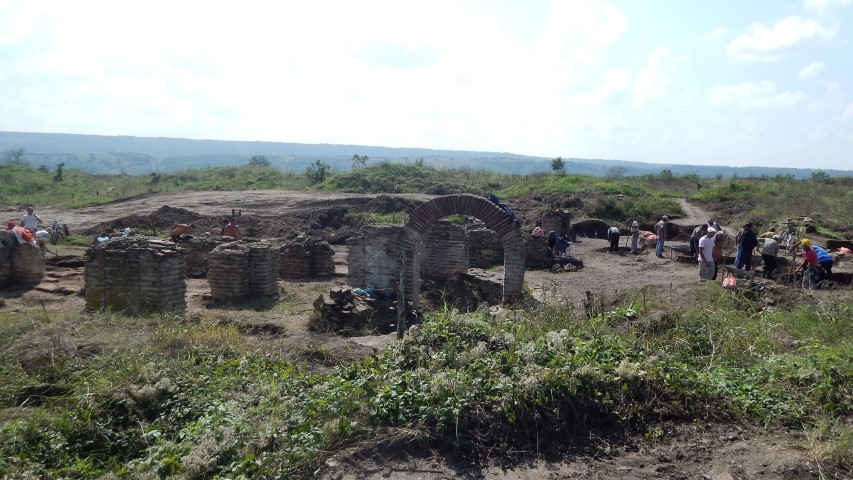archaeologists resume excavations of ancient roman colony ratiaria