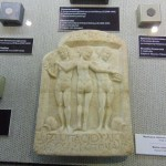 'Aquae Calidae – Thermopolis' Archaeological Preserve in Bulgaria's Burgas Shows Votive Tablet of 'The Three Nymphs'