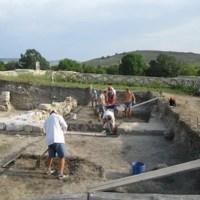 Archaeologists Discover Huge Ancient Roman Horreum (Granary) in Kovachevsko Kale Fortress near Bulgaria's Popovo