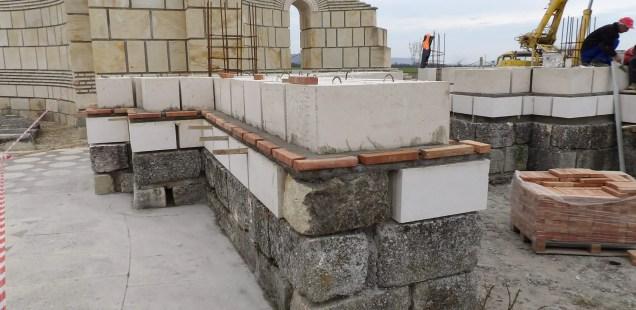 Restorers Reuse Surviving Original Materials to Rebuild Great Basilica in Capital of First Bulgarian Empire Pliska