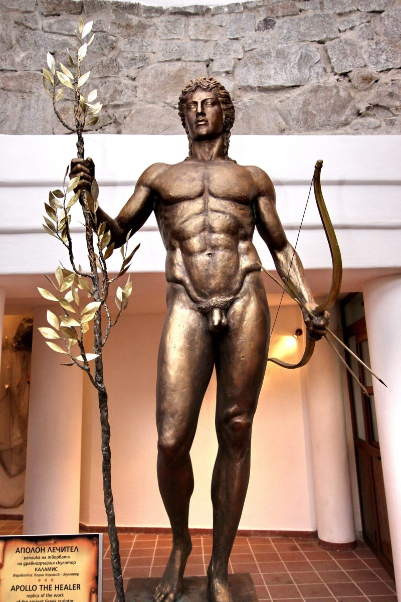 Bulgaria's Sozopol to Restore Ancient Statue of Apollo, 'Colossus of Apollonia Pontica', Not Unlike Greece's Plans to Rebuild Colossus of Rhodes