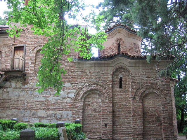 """The medieval Boyana Church on the outskirts of Sofia is known for its (Pre-)Renaissance art deserving the status of a UNESCO World Heritage Site. Photo: Свети места"""" svetimesta.com"""
