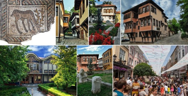 Photos presenting the nomination of Bulgaria's Plovdiv as one of Europe's top 20 destinations for 2016. Photos: European Best Destinations
