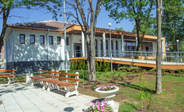 The Museum of History in the Black Sea town of Primorsko was opened in 2014. Photo: Primorsko Museum of History