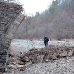 Treasure Hunters Destroy Ancient Roman Bridge near Bulgaria's Drangovo in Search of Legendary Gold Treasure