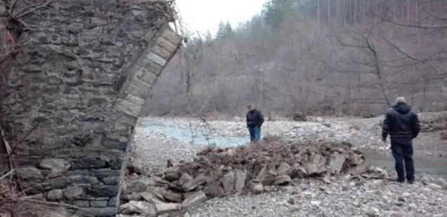 Treasure Hunters Destroy Ancient Roman Bridge near Bulgaria's Drangovo in Search of Legendary Gold Treasure