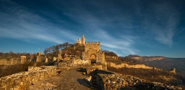 Bulgaria's Veliko Tarnovo Installs Public Address System at Tsarevets Hill Fortress