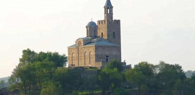 Tsarevets Hill Fortress in Bulgaria's Veliko Tarnovo in Need of Major Funding for Urgent Repairs