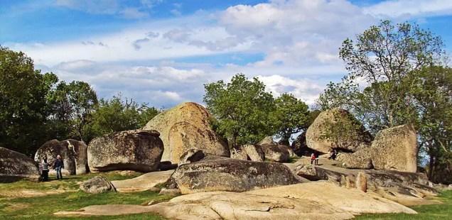 Ancient Thracian Shrine Beglik Tash near Bulgaria's Black Sea Resort Primorsko Attracts over 40,000 Visitors Annually