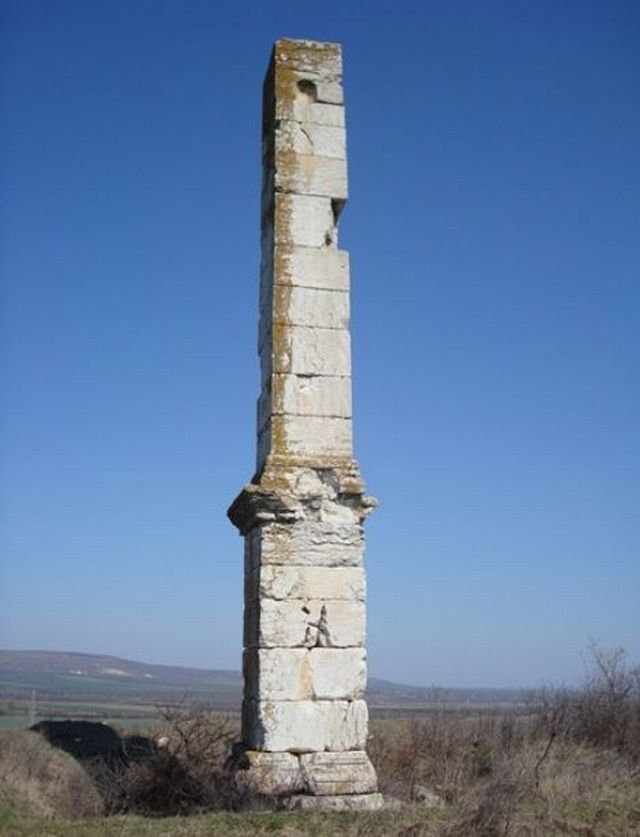 Ancient Roman Obelisk