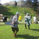 2nd Medieval Festival at Kaleto Fortress in Bulgaria's Mezdra Attracts Twice as Many Visitors as in 2015