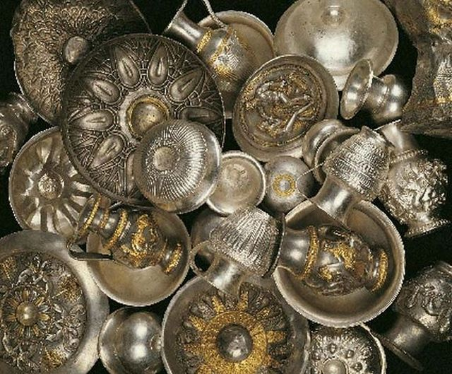 The Rogozen Treasure. Photo: Vratsa Regional Museum of History