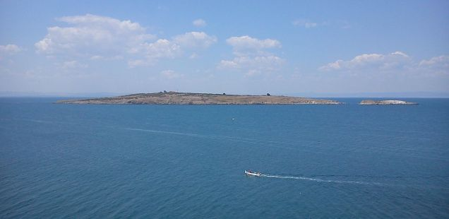 Bulgaria's Black Sea Resort Sozopol Claims St. Ivan Island Known for Discovery of St. John the Baptist Relics