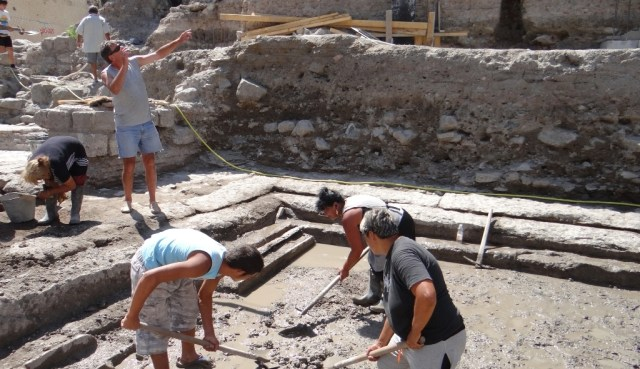 The excavations of the ancient and medieval city Aquea Calidae - Thermopolis in Bulgaria's Burgas have led to a wide range of significant discoveries over the recent years. Photo: Burgas Municipality