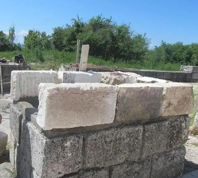 Great Basilica Pliska 3