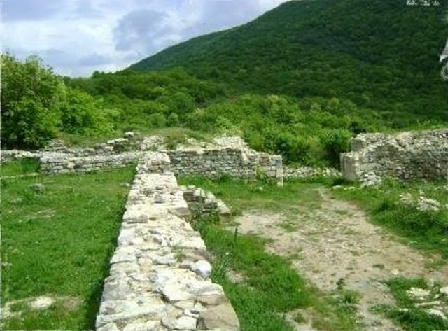 The ruins of Missionis / Krum's Fortress near Bulgaria's Targovishte. Photo: Missionis Facebook Page