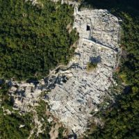 Archaeologists Find Eastern Fortress Gate of Rock City Perperikon in Bulgaria's Rhodope Mountains