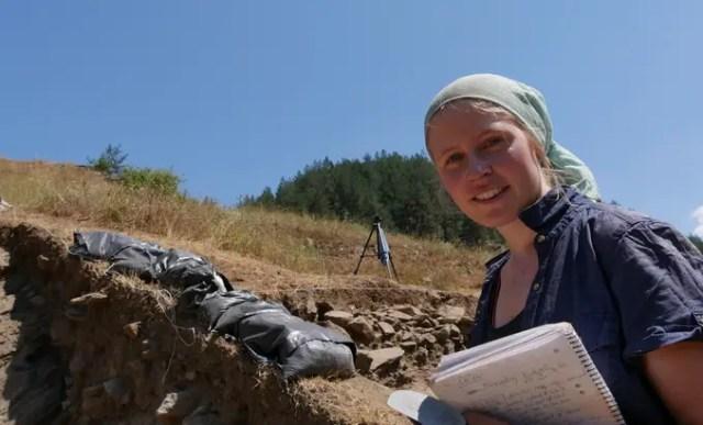 Bresto Bronze Age Settlement 3