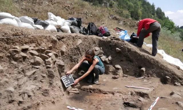 Bresto Bronze Age Settlement 4