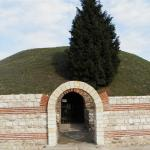 Bulgaria's Black Sea Town Pomorie Claims Ownership of Famous Roman Era Ancient Thracian Tomb