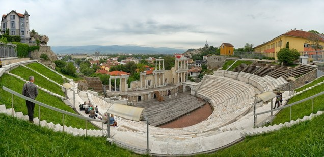 Antiquity Amphitheater Voted Most Important Cultural Landmark of Bulgaria's Plovdiv