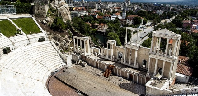"Bulgaria's Plovdiv Featured in 'The Guardian' Article on 10 ""Great European City Breaks You've Probably Never Thought Of"""
